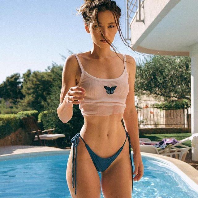 Hot Colombian Woman